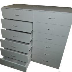 Шкафы картотечные